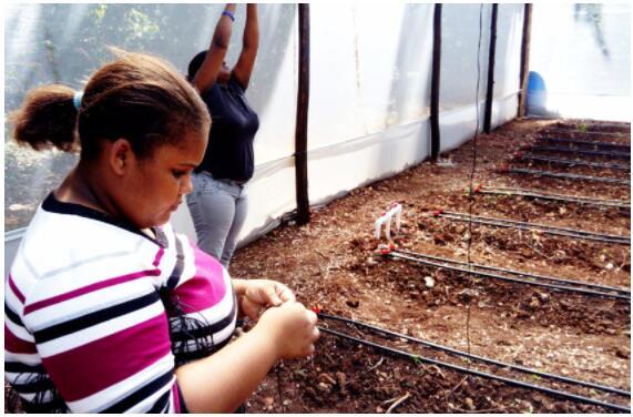 Child Education in Dominican Republic 2