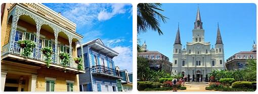 New Orleans Attractions