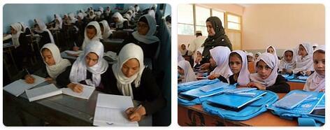 Afghanistan Schooling