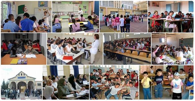 Algeria Schooling