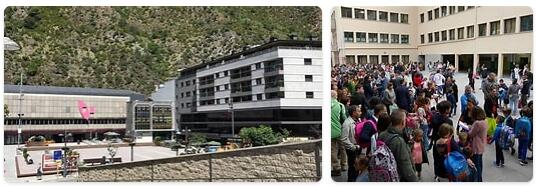 Andorra Schooling
