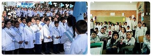Argentina Schooling