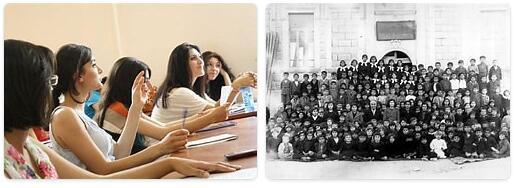 Armenia Schooling
