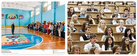 Belarus Schooling
