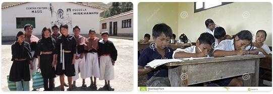 Bolivia Schooling