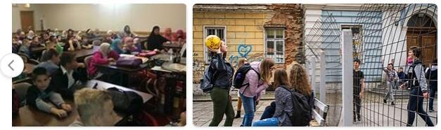 Bosnia and Herzegovina Schooling