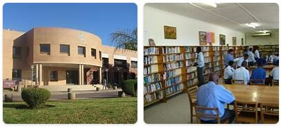 Botswana Schooling