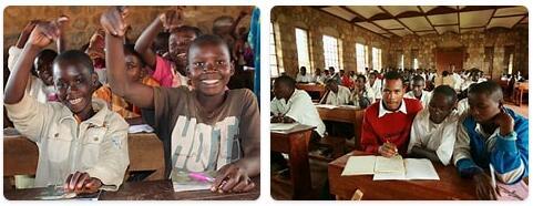 Burundi Schooling