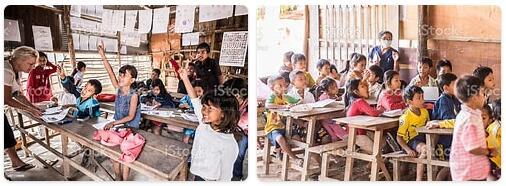 Cambodia Schooling