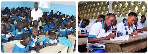Cameroon Schooling