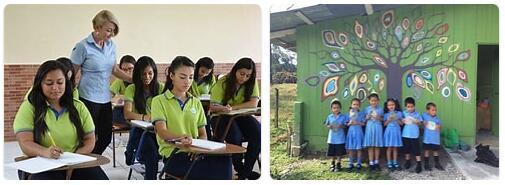 Costa Rica Schooling