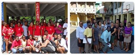 Dominica Schooling