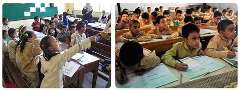 Egypt Schooling