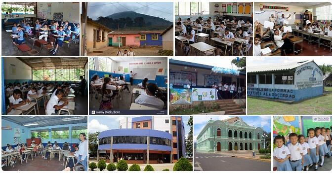 El Salvador Schooling
