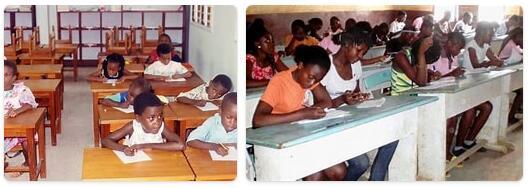Equatorial Guinea Schooling