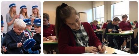 Estonia Schooling