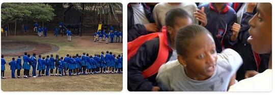 Eswatini Schooling