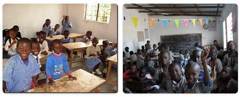 Gambia Schooling