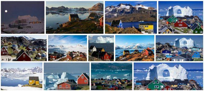 Greenland Higher Education