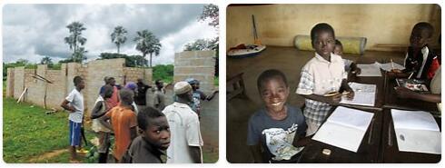Guinea Bissau Schooling