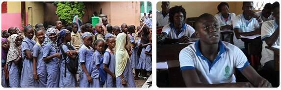 Guinea Schooling