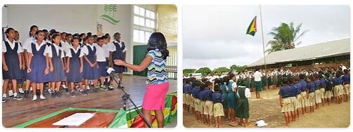 Guyana Schooling