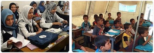 Iraq Schooling