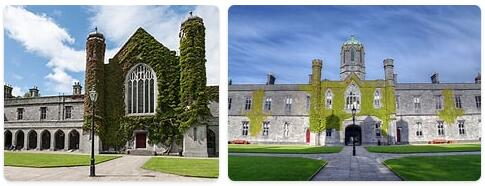 Ireland Schooling
