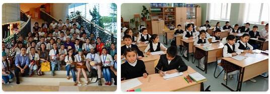 Kazakhstan Schooling