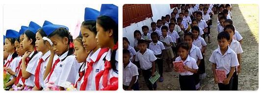 Laos Schooling