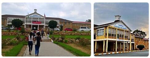 Lesotho Schooling