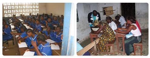 Liberia Schooling