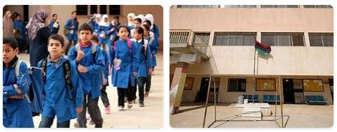 Libya Schooling