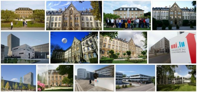 Luxembourg Higher Education