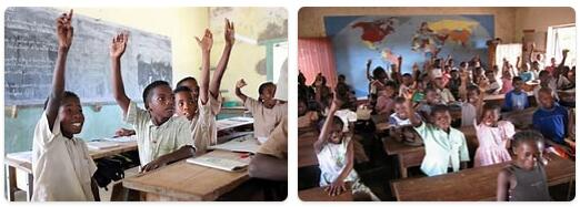 Madagascar Schooling