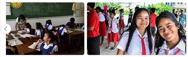 Micronesia Schooling