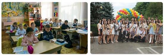 Moldova Schooling