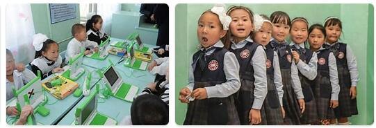 Mongolia Schooling