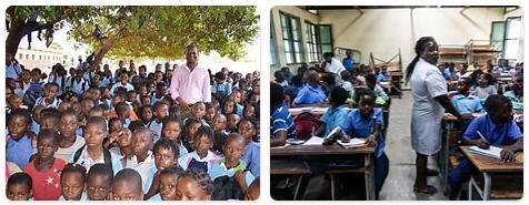 Mozambique Schooling