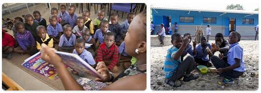 Namibia Schooling