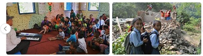 Nepal Schooling