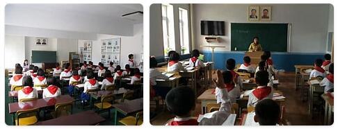 North Korea Schooling