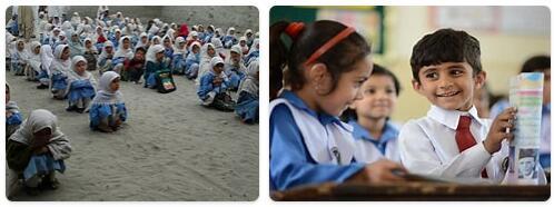 Pakistan Schooling