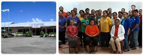 Palau Schooling