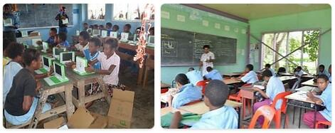 Papua New Guinea Schooling