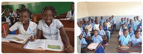 Republic Of The Congo Schooling