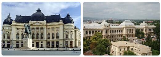 Romania Schooling