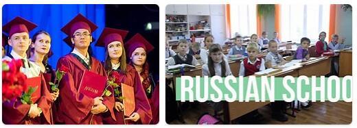 Russia Schooling