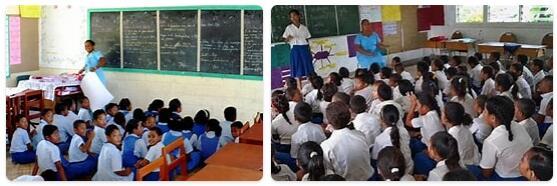 Samoa Schooling