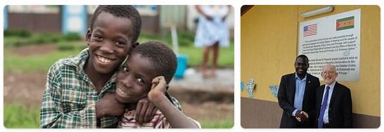 Sao Tome and Principe Schooling